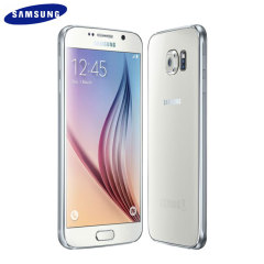 SIM Free Samsung Galaxy S6 Unlocked - 32GB - White