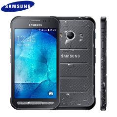 SIM Free Samsung Galaxy Xcover 3 4G Unlocked - Black
