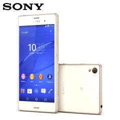 SIM Free Sony Xperia Z3 16GB - White