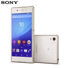 SIM Free Sony Xperia Z3+ Unlocked - 32GB - White