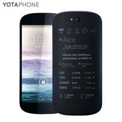 SIM Free YotaPhone 2 - 32GB Black