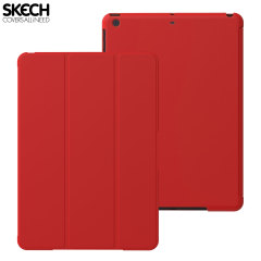 Skech Flipper Case for iPad Air - Red