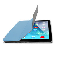 Smart Cover Case for iPad Air - Blue