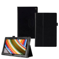 Smart Stand and Type Case for Nokia Lumia 2520 - Black