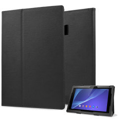 Smart Stand and Type Sony Xperia Tablet Z2 Case - Black