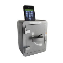 Smartphone Activated SmartSafe for Android and Apple Devices