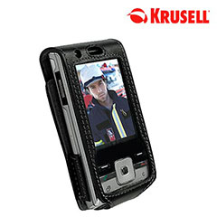 Sony Ericsson T715 Krusell Dynamic Leather Case