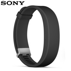 Sony SmartBand 2 Activity Tracker - Black