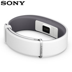 Sony SmartBand 2 Activity Tracker - White