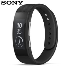 Sony SmartBand Talk - Black