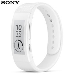 Sony SmartBand Talk - White