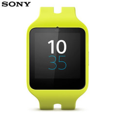 Sony SmartWatch 3 Sport - Lime Green