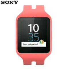 Sony SmartWatch 3 Sport - Pink