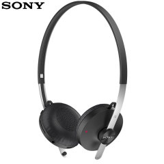 Sony Stereo Bluetooth Headphones SBH60 - Black