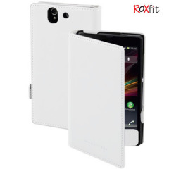 Sony Xperia Z SMA5127W Book Case - White