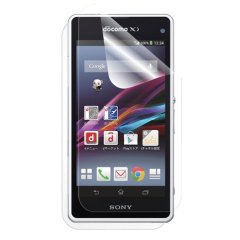 Sony Xperia Z1 Compact Ultra Clear Full Body Screen Protector