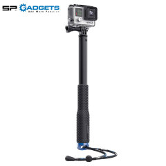 SP Gadgets POV Extendable 11.25 to 36 Inch GoPro Pole - Black