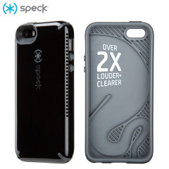 Speck CandyShell Amped iPhone 5S / 5 Case - Black / Grey