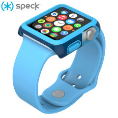Speck CandyShell Fit Apple Watch Case (38mm) - Blue