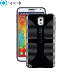 Speck CandyShell Grip for Samsung Galaxy Note 3 - Black / Grey