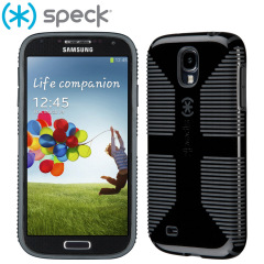 Speck CandyShell Grip for Samsung Galaxy S4 - Black Slate