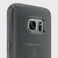 Speck CandyShell Samsung Galaxy S7 Case - Clear / Black