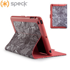 Speck FitFolio Case for iPad Mini 2 / iPad Mini - FreshBloom Coral
