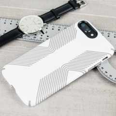 Speck Presidio Grip iPhone 7 Plus Tough Case - White