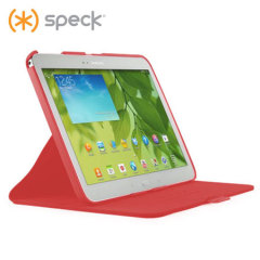 Speck Samsung FitFolio for Galaxy Tab 3 10.1 - FreshBloom Coral Pink