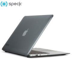 Speck SeeThru Satin MacBook Air 13 Inch Case - Nickel Grey