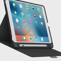 Speck StyleFolio Pencil iPad Pro 9.7 inch Case - Black / Grey
