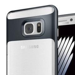 Spigen Crystal Hybrid Samsung Galaxy Note 7 Kickstand Case - Slate