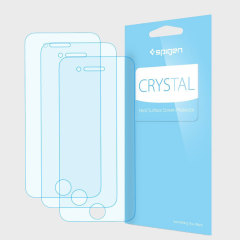 Spigen Film Crystal iPhone 7 Screen Protector (3 Pack)