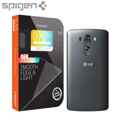 Spigen GLAS.tR NANO SLIM LG G3 Tempered Glass Screen Protector