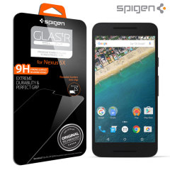 Spigen GLAS.tR SLIM Nexus 5X Tempered Glass Screen Protector