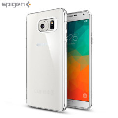 Spigen Liquid Crystal Samsung Galaxy Note 5 Shell Case - Clear