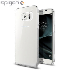 Spigen Liquid Crystal Samsung Galaxy S7 Edge Case - Clear