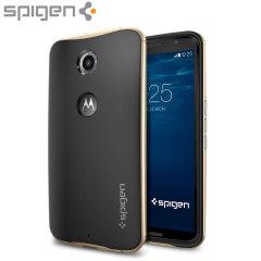 Spigen Neo Hybrid Google Nexus 6 Case - Gold