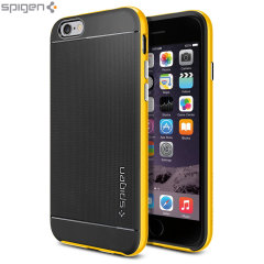 Spigen Neo Hybrid iPhone 6 Case - Reventon Yellow