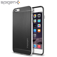 Spigen Neo Hybrid iPhone 6 Plus Case - Infinity White