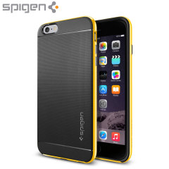 Spigen Neo Hybrid iPhone 6 Plus Case - Reventon Yellow