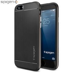 Spigen Neo Hybrid iPhone 6S / 6 Case - Gunmetal