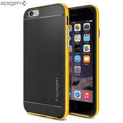 Spigen Neo Hybrid iPhone 6S / 6 Case - Reventon Yellow