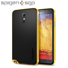 Spigen Neo Hybrid Samsung Galaxy Note 3 Neo Case - Yellow