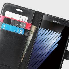 Spigen Samsung Galaxy Note 7 Wallet S Case - Black
