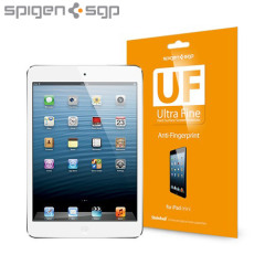 Spigen SGP iPad Mini 2 / iPad Mini Screen Protector - Ultra Fine