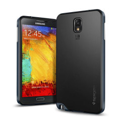 Spigen SGP Neo Hybrid Case for Samsung Galaxy Note 3 - Metal Slate