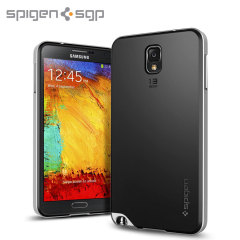 Spigen SGP Neo Hybrid Case for Samsung Galaxy Note 3 - Satin Silver