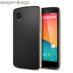 Spigen SGP Neo Hybrid for Google Nexus 5 - Champagne Gold