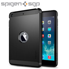 Spigen SGP Tough Armor iPad Mini 3 / 2 Case Black
